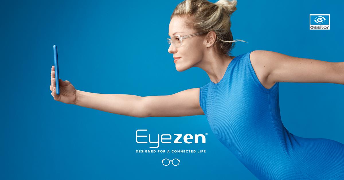 Essilor Eyezen Lenses - Dixons Opticians
